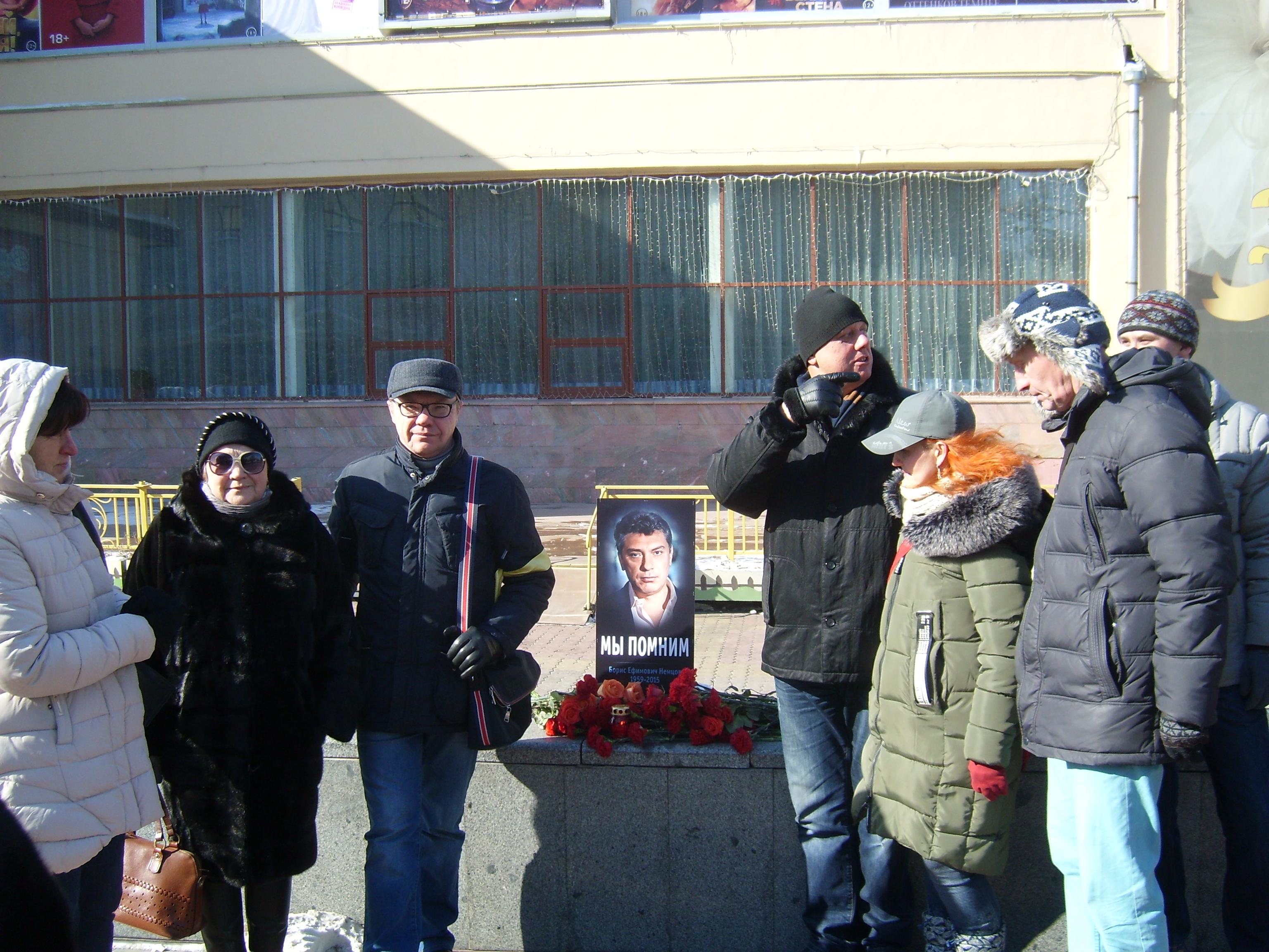 В Перми задержан организатор митинга памяти Немцова